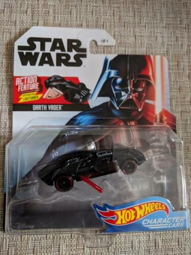 Hot Wheels personagem de Star Wars Darth Vader #1