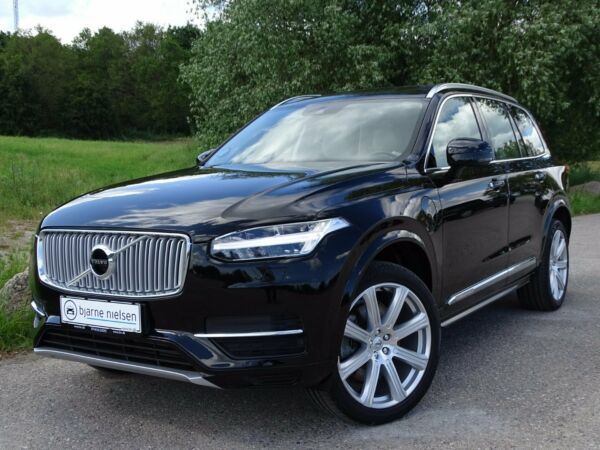 Volvo XC90 2,0 T8 407 Inscription aut. AWD - billede 2