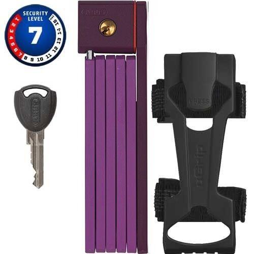 UGrip Bordo 5700, 80cm, core purple, Abus, 72810