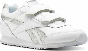 Image is loading Reebok-Girls-Shoes-Classic-Sneaker-Jogger-Kids-Royal- 4c213092c