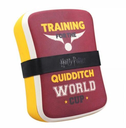 Harry Potter caja de almuerzo capacitación para la Copa Mundial de Quidditch Bambú