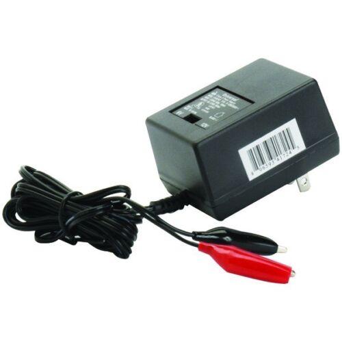 UPG D1724 6V//12V Charger for SLA 6V 8.5Ah Battery Tork C01068A