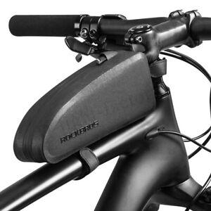 ROCKBROS-Bicycle-Bike-Bag-Waterproof-Cycling-Top-Front-Tube-Large-Capacity