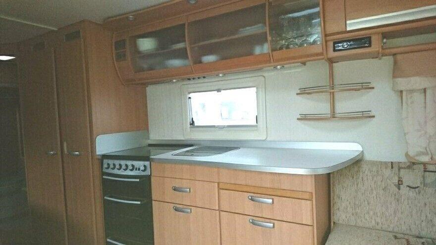 Cabby 650 F3, 2009, kg egenvægt 1420