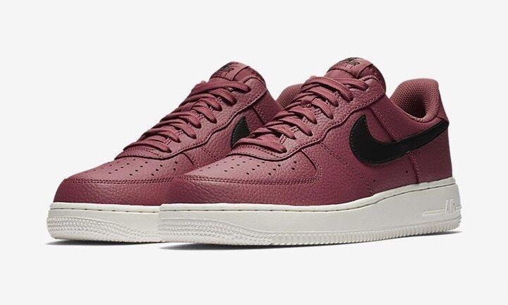 Nike air force 1 '07 vino d'annata / nero (aa4083 601)