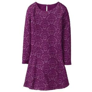 a270ae28fd17 NWT Gymboree Fairytale Forest Floral Jacquard Dress Plum Girls 5 6