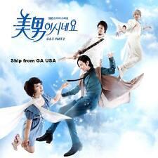Korea Drama O.S.T You're Beautiful  Part 2  (OSTD396)