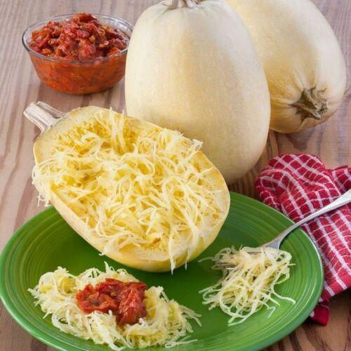 Spaghetti Squash Seeds-Open Pollinated-NON GMO-Organic 30
