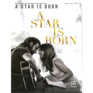 A-Star-Is-Born-Soundtrack-Songbook-NOTEN-Klavier-Piano-978-1-4706-4153-5