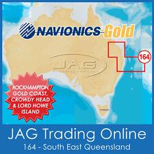 NAVIONICS GOLD SMALL CARD - 8G164S EASTERN AUSTRALIA - GPS MAP CHART QLD