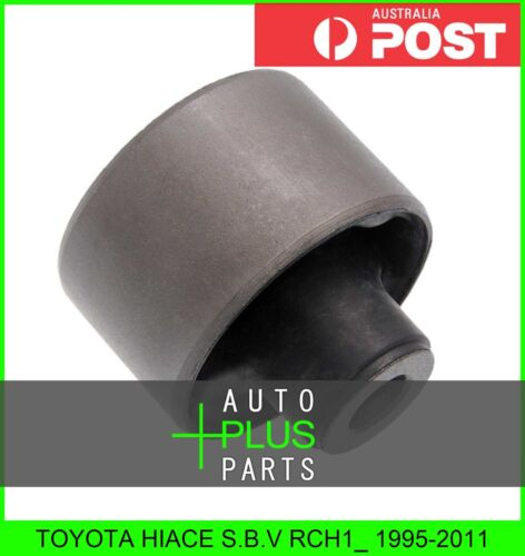Fits TOYOTA HIACE S.B.V RCH1/_ Rubber Bush Diff Differential Mount Mounting