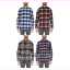 Jachs-Men-s-Brawny-Flannel-Shirt-Long-Sleeve thumbnail 1