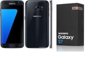 Samsung-Galaxy-S7-32-GB-Telefono-inteligente-desbloqueado-Sim-Gratis-Reino-Unido-Stock-En-Caja