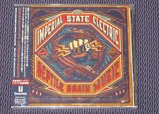 """IMPERIAL STATE ELECTRIC """"REPTILE BRAIN MUSIC"""" JAPAN CD 14 TRACKS *SEALED*"""
