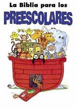 La Biblia Para Los Preescolares/ Preschooler's Bible (Spanish Edition), Good Boo