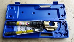 NEW-Reliable-REL-430-MANUAL-HYDRAULIC-12-TON-CRIMPING-TOOL