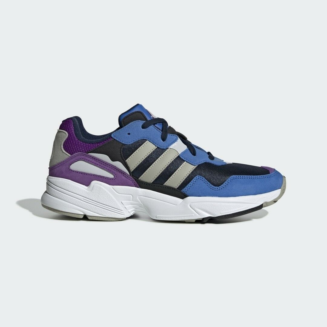 finest selection 27fc8 324e1 Adidas Originals Yung-96 Navy Sesame bluee Men Lifestyle Sneakers New gym  DB2606