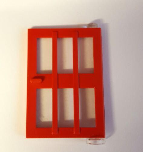 Lego 73312 Haustür Sprossen und Scheibe 1x4x5 drei Farben Auswahl 41