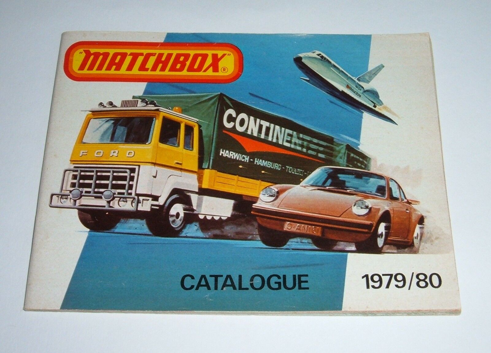 Rare USA Matchbox Toys Catalogue, Dated 1979 80, - - - Superb Mint. 3ca65f