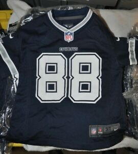 huge selection of 6e3f0 20778 Details about NWT NIKE Dez Bryant Dallas Cowboys Nike TODDLER Game Jersey  NFL Navy 2T-4T NEW