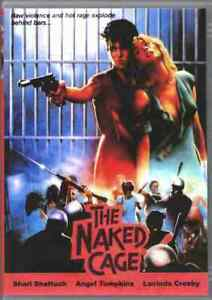The Naked Cage - Limitiertes Mediabook auf 165 Stück