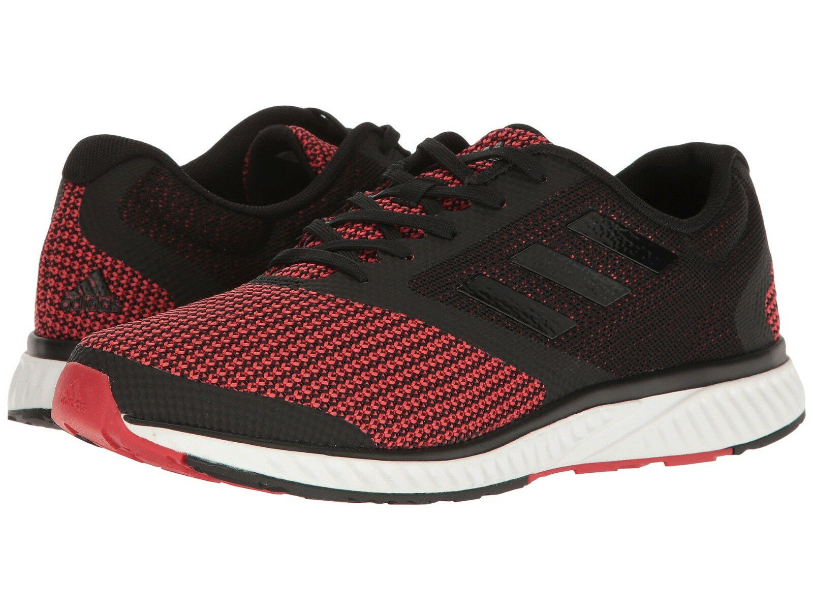 Men Adidas Edge RC Running Mesh Upper CG4281 Red Black 100% Authentic Brand New
