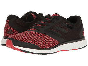 Men Adidas Edge RC Running Mesh Upper CG4281 Red Black 100% Authentic Brand New