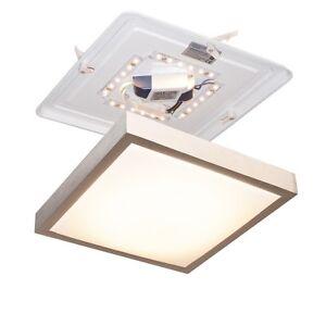 Licht-Trend-LED-Deckenleuchte-30-x-30-cm-Alu-matt-Deckenlampe