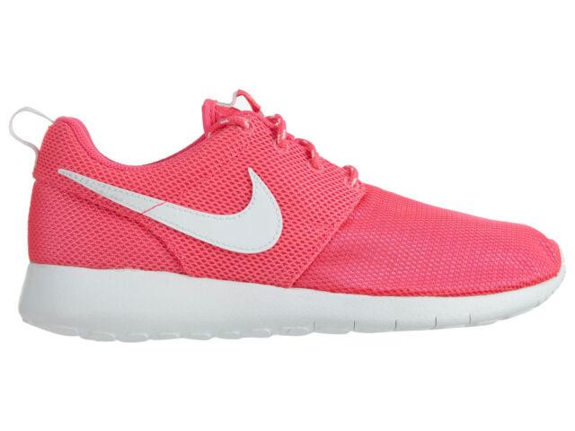 premium selection b7f60 f2588 ... cheap nike girls roshe one big kids 599729 609 hyper pink mesh running  shoes size 4.5