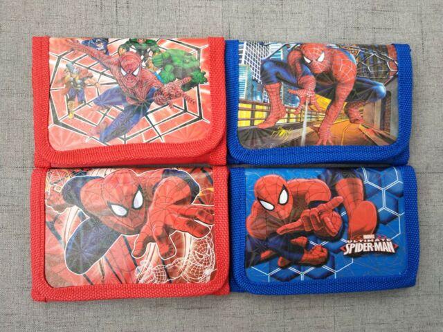 Lots 12 Pcs Superman Hero Cartoon Anime Coin wallets purses Free shipping