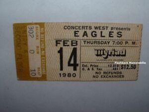 Eagles  Tour Ticket Price