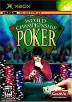 World Championship Poker (xbox) -