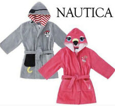 Green Octopus Size S New Nautica Youth Beach Cover Up-Bath Robe 5//6