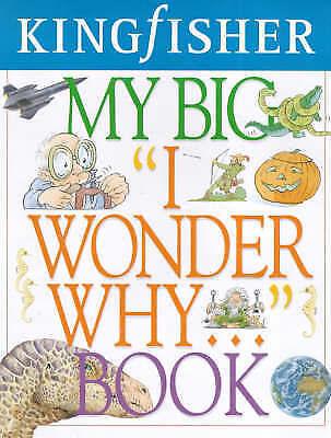 , My Big I Wonder Why. Book, Paperback, Very Good Book