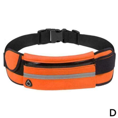 Waterproof Sport Waist Belt Bum Pouch Fanny Pack Camping Bag Running Hiking P4M5