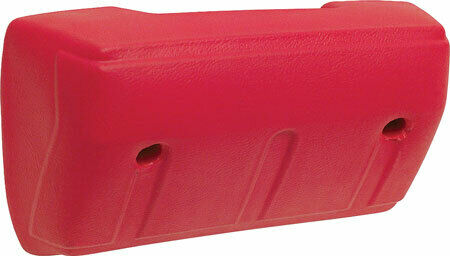 OER Red Arm Rest Set 1967-1971 Chevrolet GMC Pickup Truck Blazer Suburban