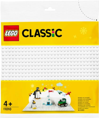 LEGO Classic 11010 blanche Bauplatte White plaque 32x32 rien n2//20