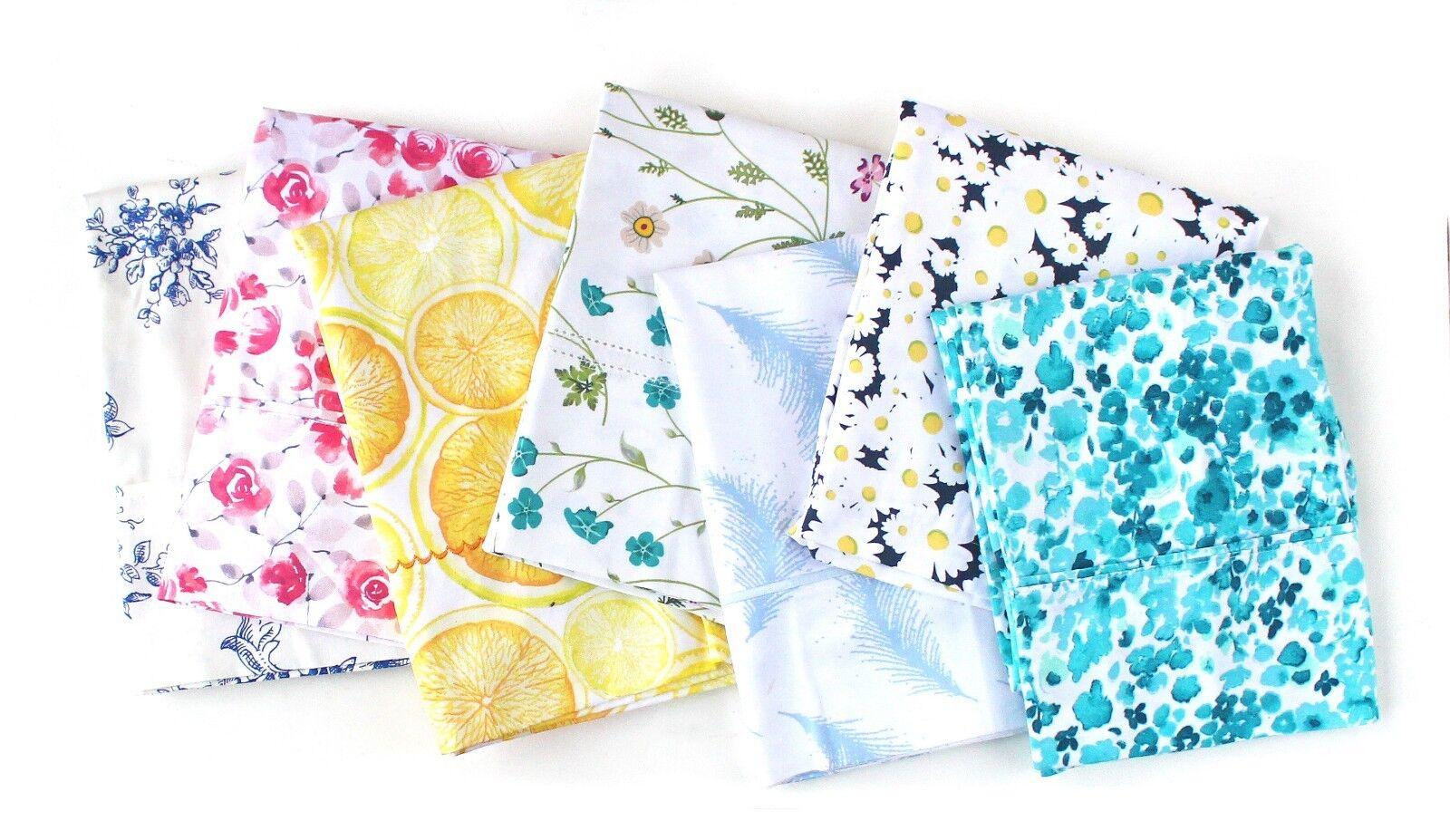 400 Thread Count 100% Cotton Drucken Sheet Set   Duvet Set
