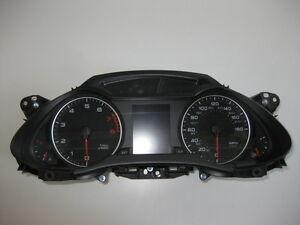 Audi A4 8K FSI Essence Fis USA Compte-Tours Groupe Instrument 8K0920980A T105