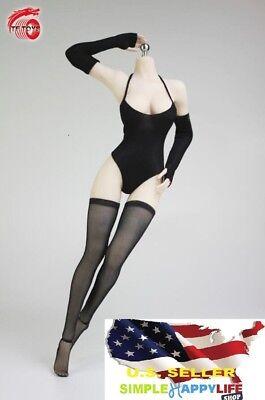 1//6 Femme Noir Sous-vêtements robe pour PHICEN nier automates yorha No.2 B ❶ USA ❶