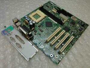 Genuine Dell AA A53824-302 Socket PGA 370 Motherboard with Backplate