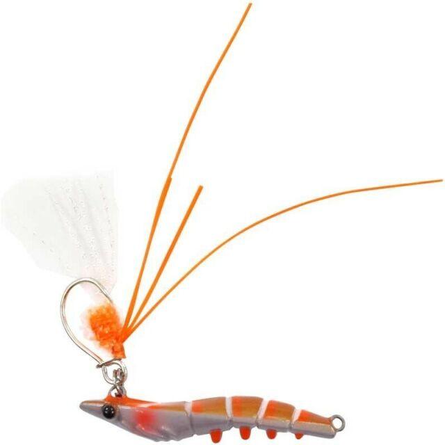 NOUVEAUTE FIIISH Candy Shrimp leurre imitation crevettes sparidés,pagres ...