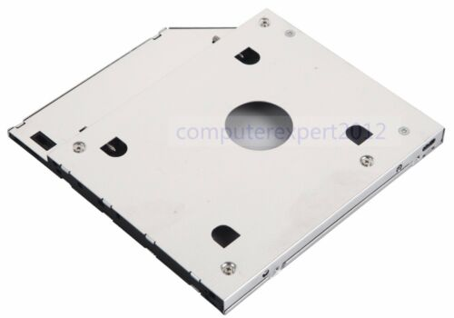 2nd 2.5 Hard Drive HDD SSD Caddy Adapter for Dell Inspiron 15 3537 14 3437 GU90N