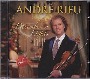 Andre-Rieu-December-Lights-CD-Weihnacht-Christmas-NEU-UNGESPIELT-MINT