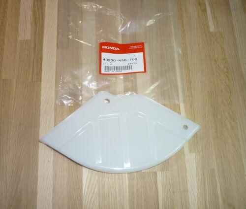 CR125 1999 REAR DISC GUARD BRAKE COVER 43330-KS6-700 MXPUK 1999 CR 125 556