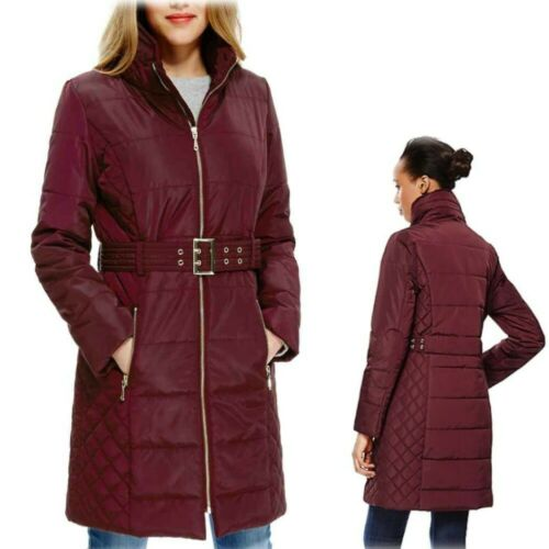M Burgundy ~ Stormwear Coat Thinsulate Size Petite Padded M amp;s With Winter 6OvPC