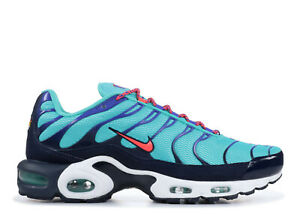 Details about Nike AirMax Plus TN Tuned Discover Your Air Hyper Jade Blue AV7940 300 Size 10