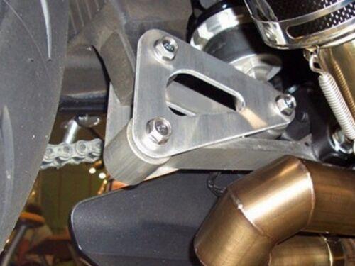 35mm tiefer K1200 Lowering Kit RAC Hecktieferlegung BMW K 1200 S R GT 2005-2008