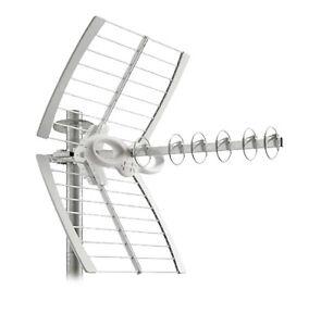 Fracarro-Sigma-6-HD-LTE-Antenna-TV-DTT-UHF-Digitale-Terrestre