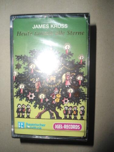 1 von 1 - XXXX James Krüss , Heute tanzen alle Sterne , NEU , Igel-Records